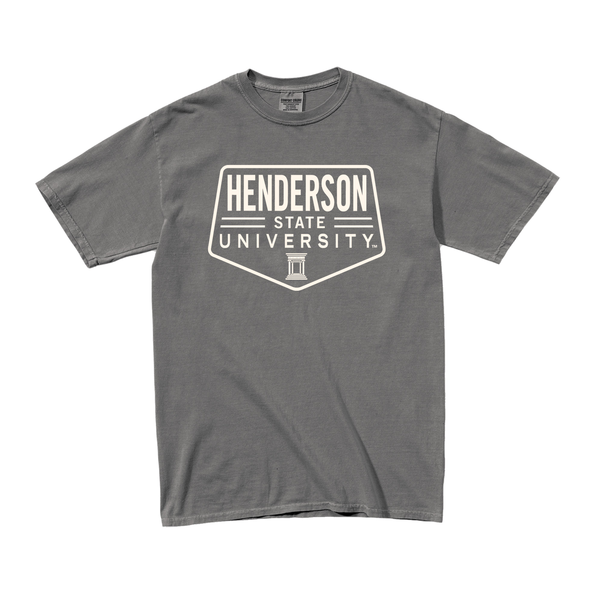 Henderson State University Comfort Colors Ringspun T-Shirt