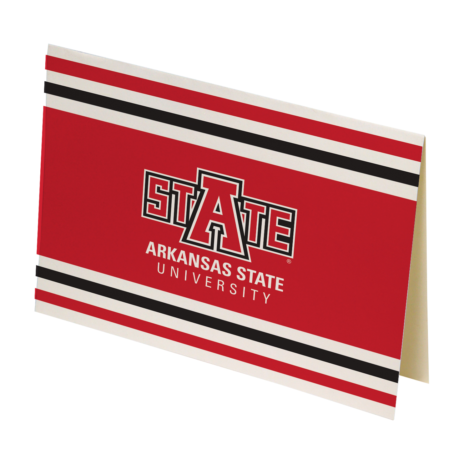 Arkansas State Thank You Note Cards