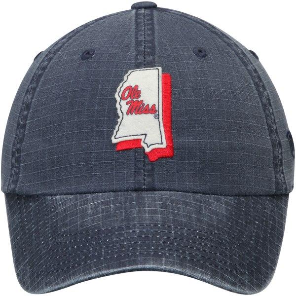 Stateline Navy Ripstop Snapback Hat
