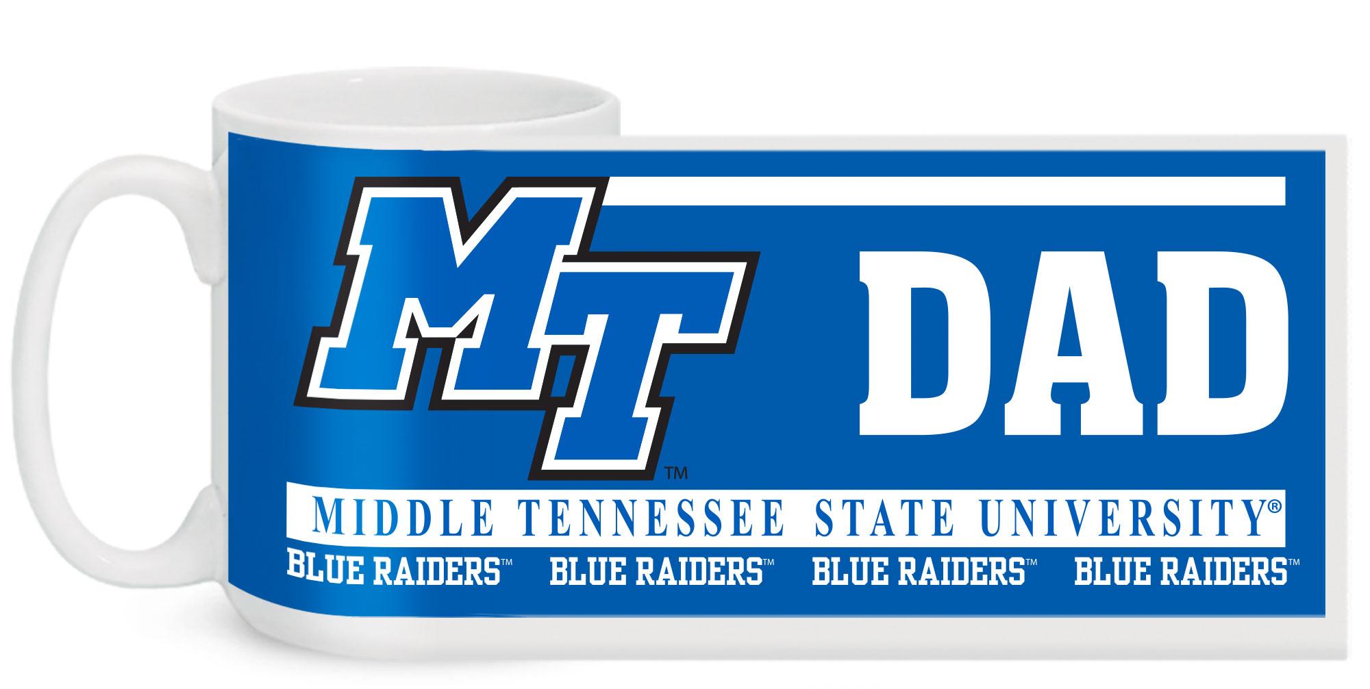 MT Logo Dad ColorMax 15oz Mug