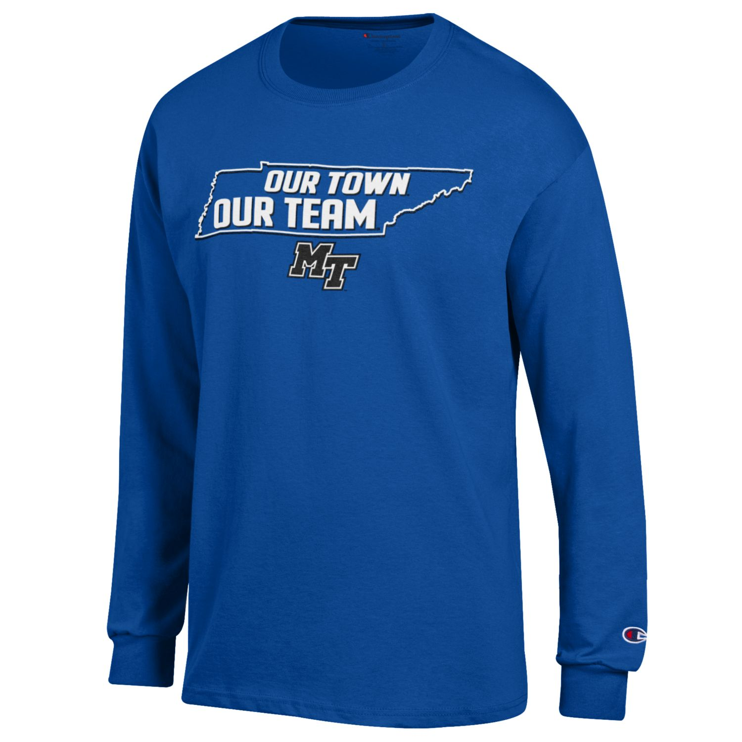 Our Town Our Team MT Long Sleeve Shirt