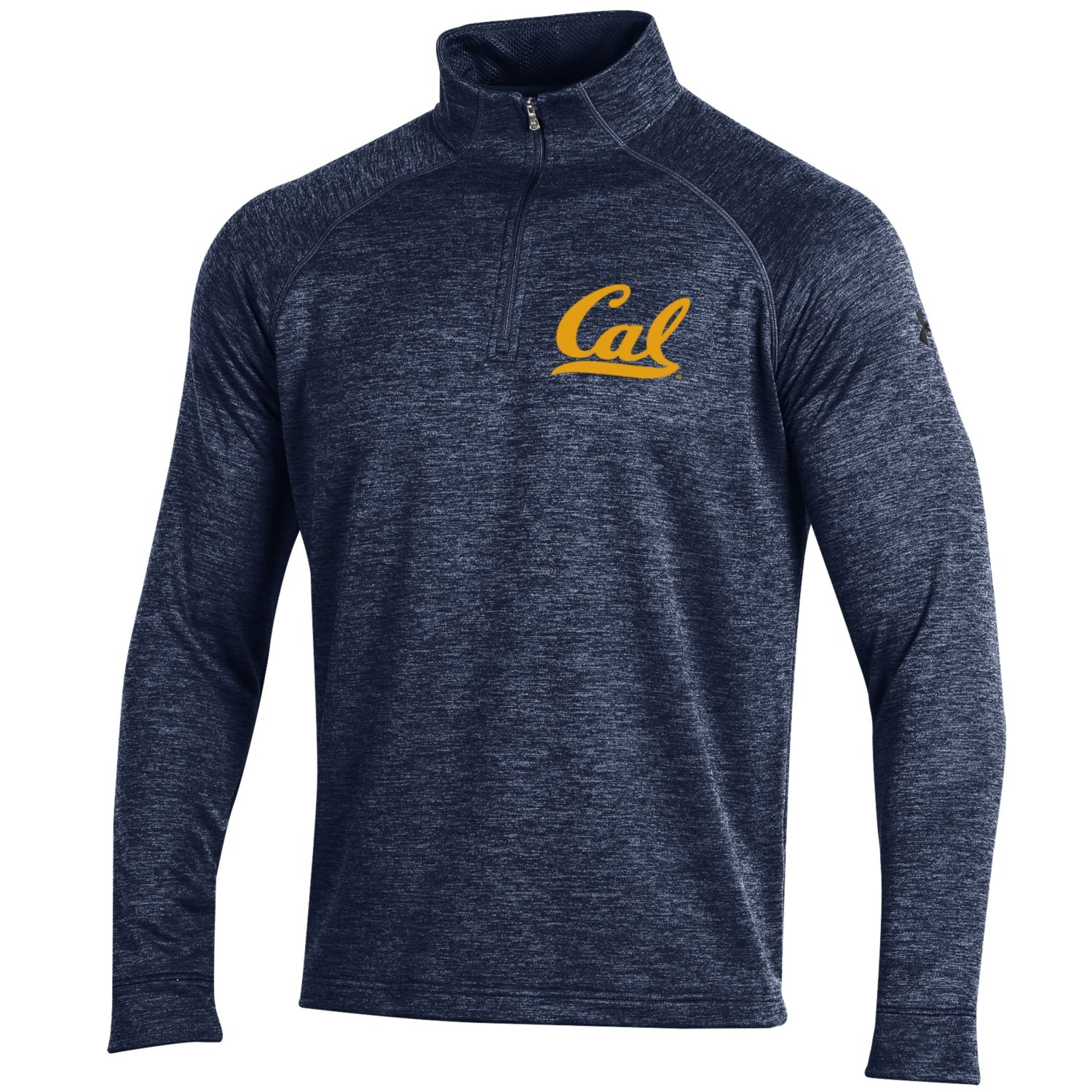 Cal Bears Under Armour Men's Tech Terry 1/4 Zip