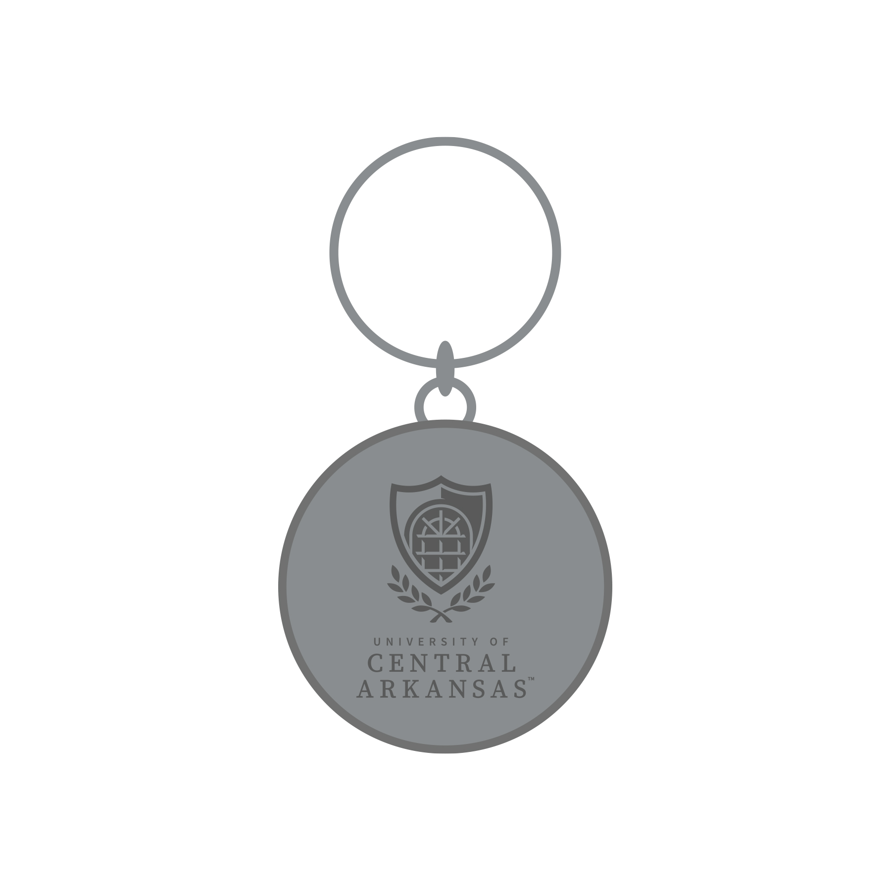 UCA Ultimate Round Keychain