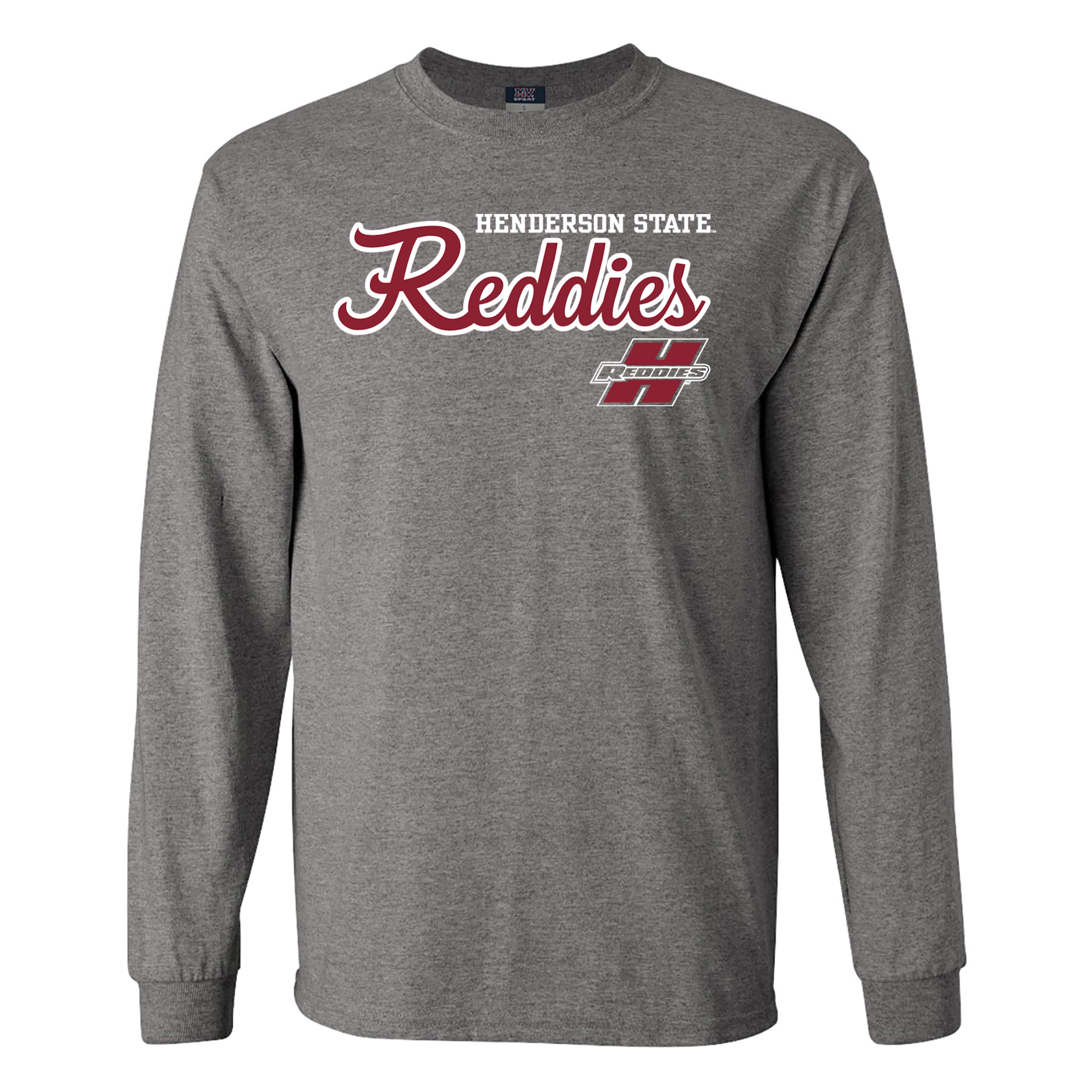Henderson State Reddies Classic Long Sleeve T-Shirt
