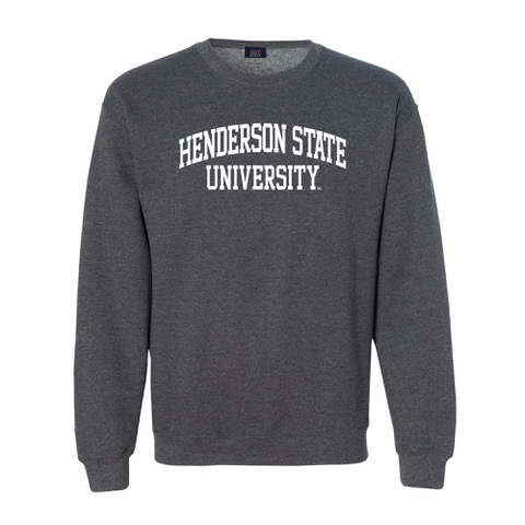 Henderson State University Comfort Fleece Crew