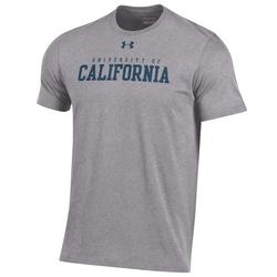 Cal Bears Under Armour Men's Performance Cotton SS Tee