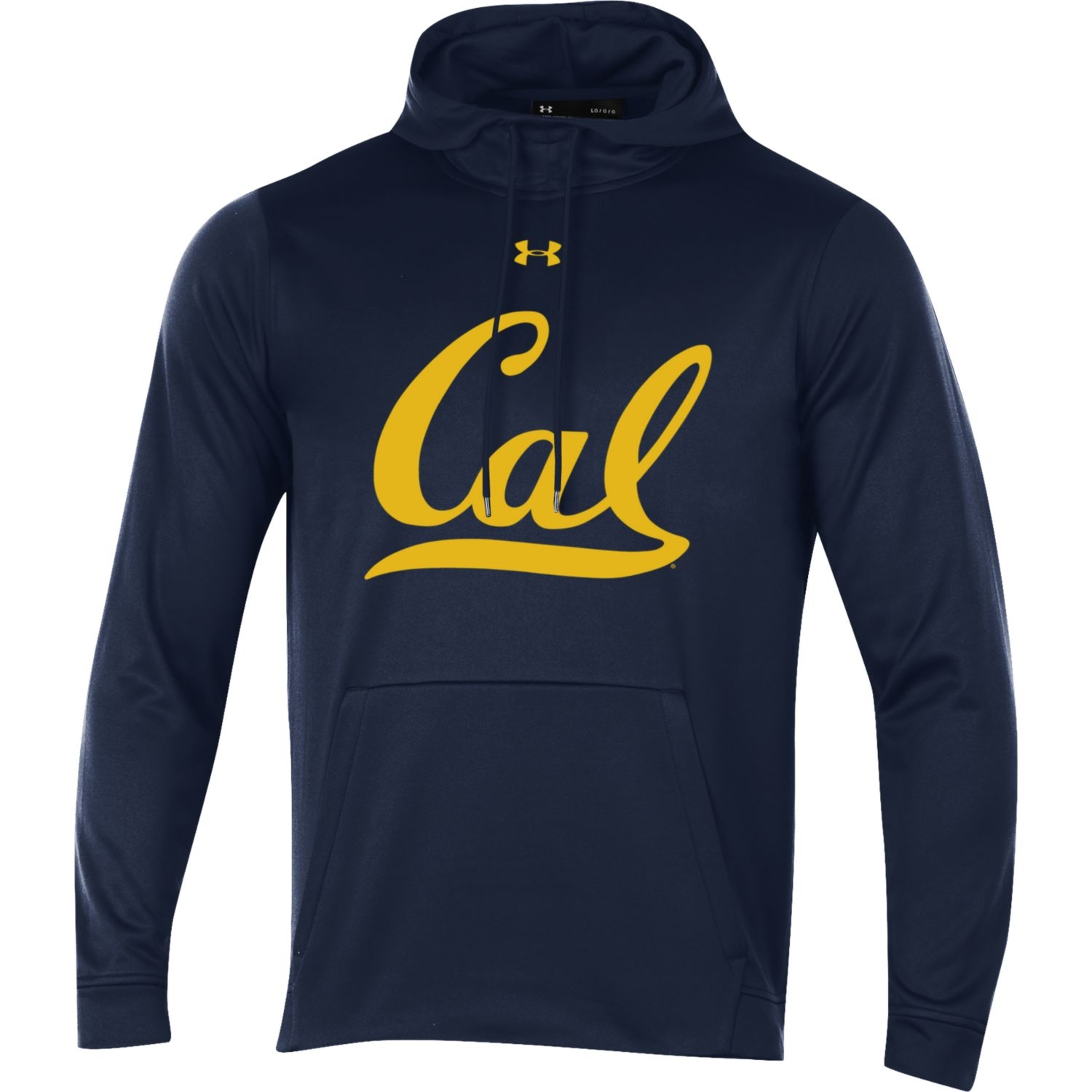 Cal Bears Under Armour Men's Armour Fleece Hood