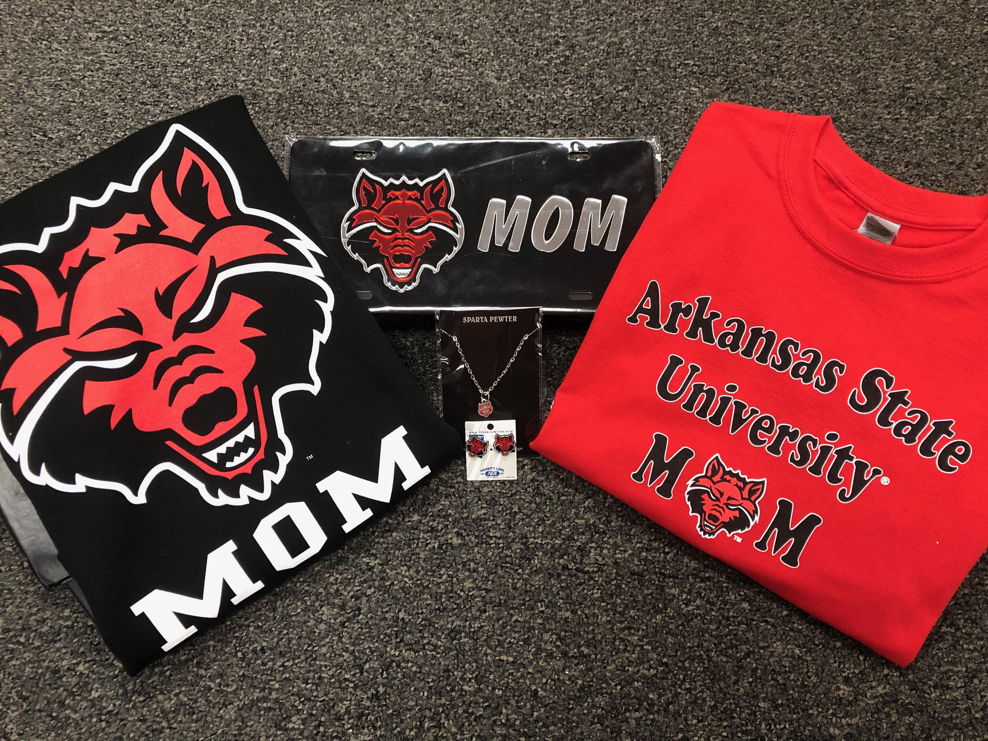 Red Wolves Mom Gift Pack #3