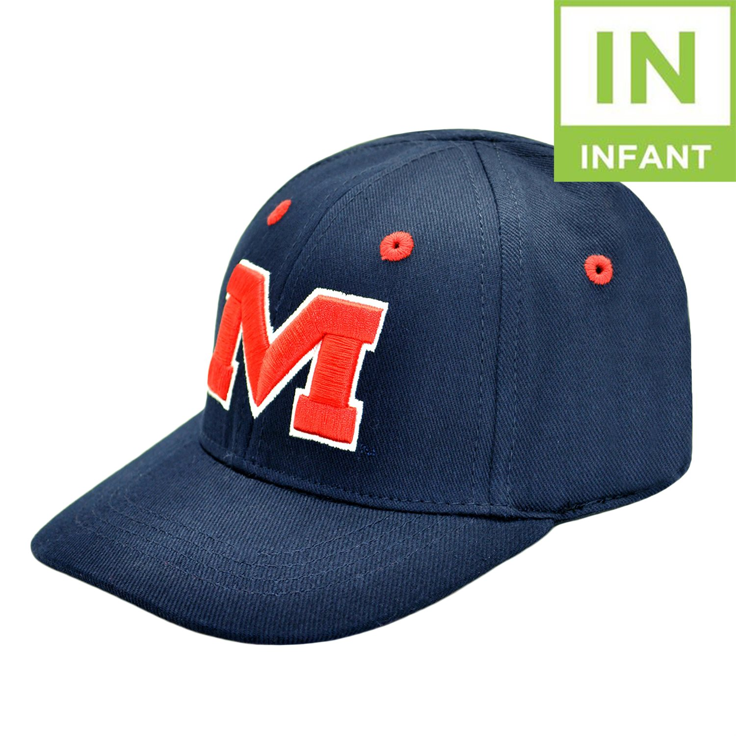 Cub Navy M One Fit Infant Hat