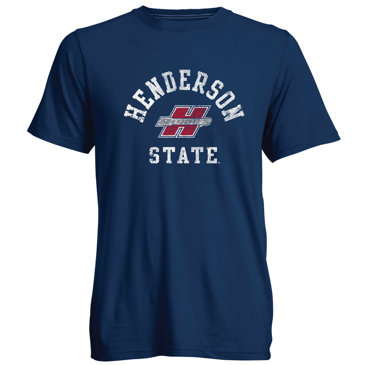 Henderson State Reddies Go To Tee