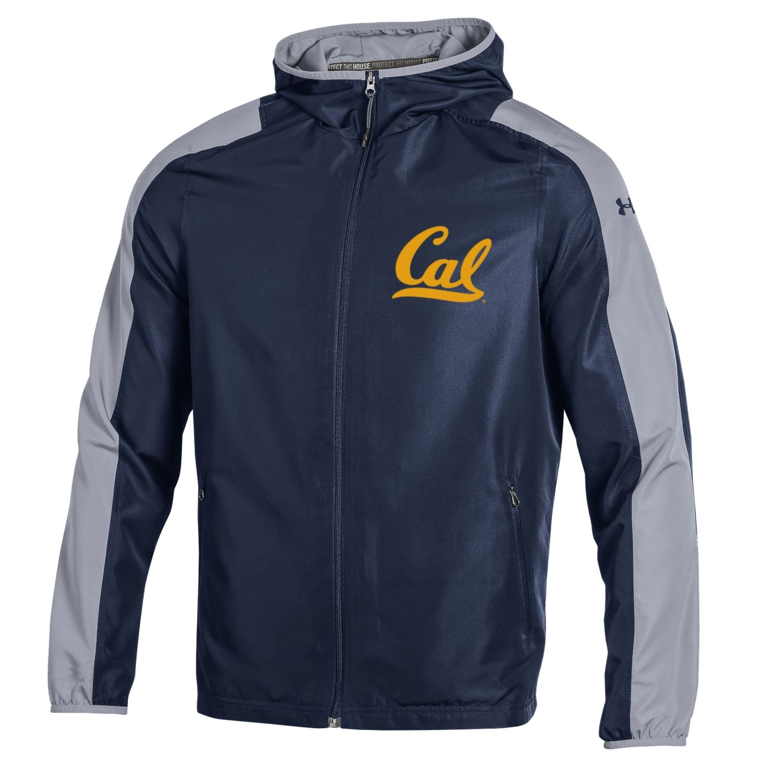 Cal Bears Under Armour Men's Super Vent Windbreaker