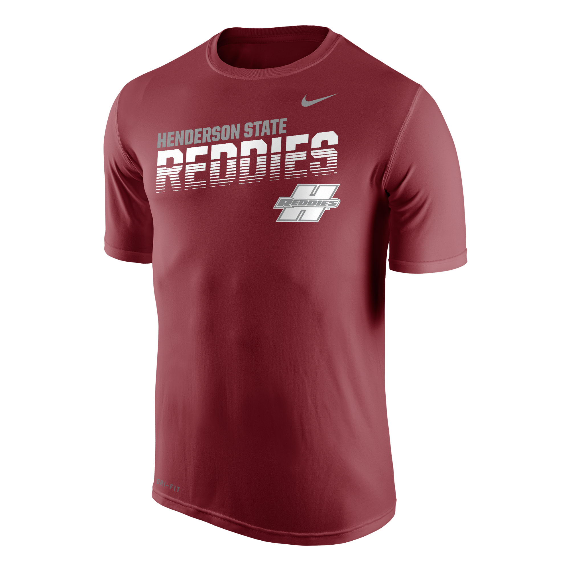 Henderson State Reddies Men's Legend Short Sleeve Tee