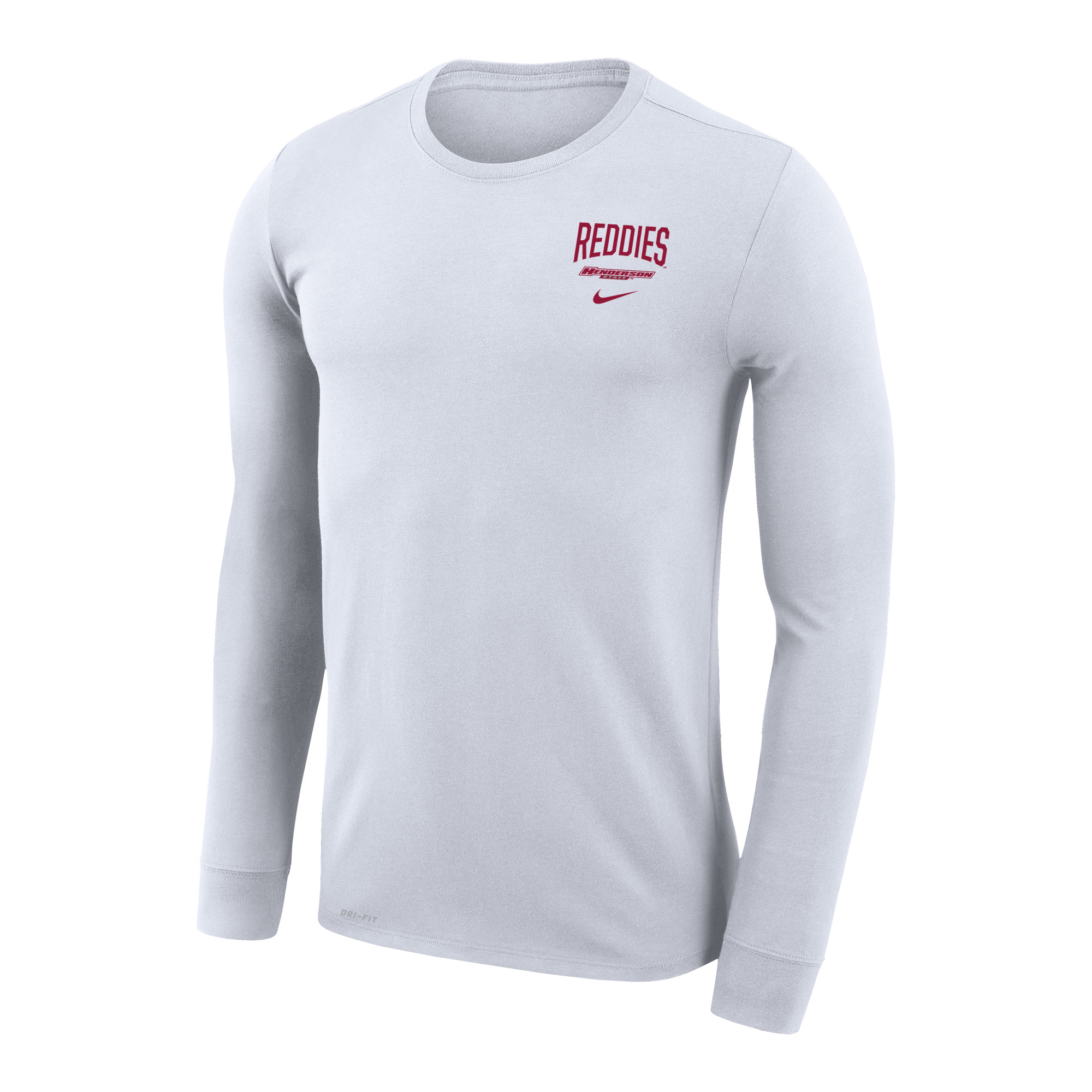 Reddies Henderson State Men's Legend Long Sleeve T-Shirt