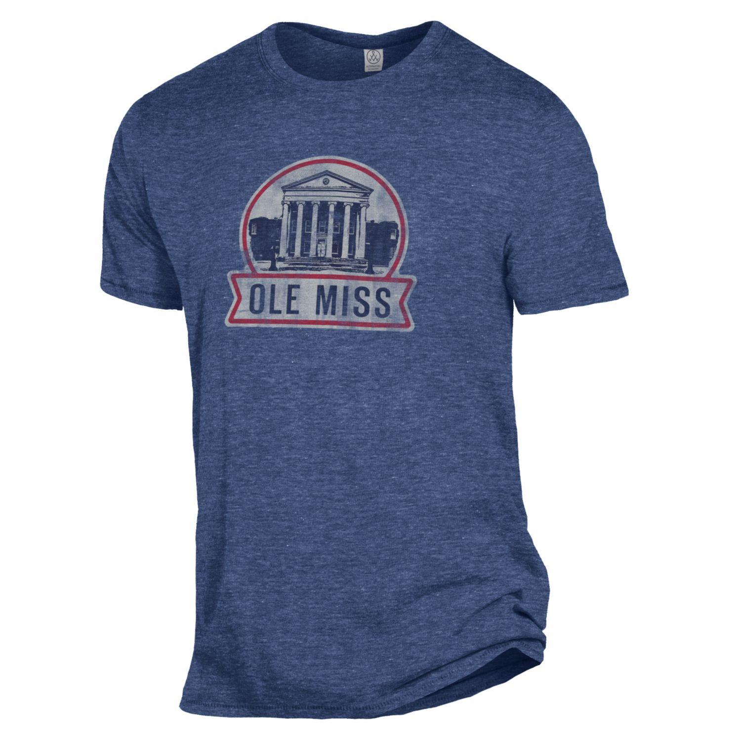Retro Lyceum Navy Keeper Tee