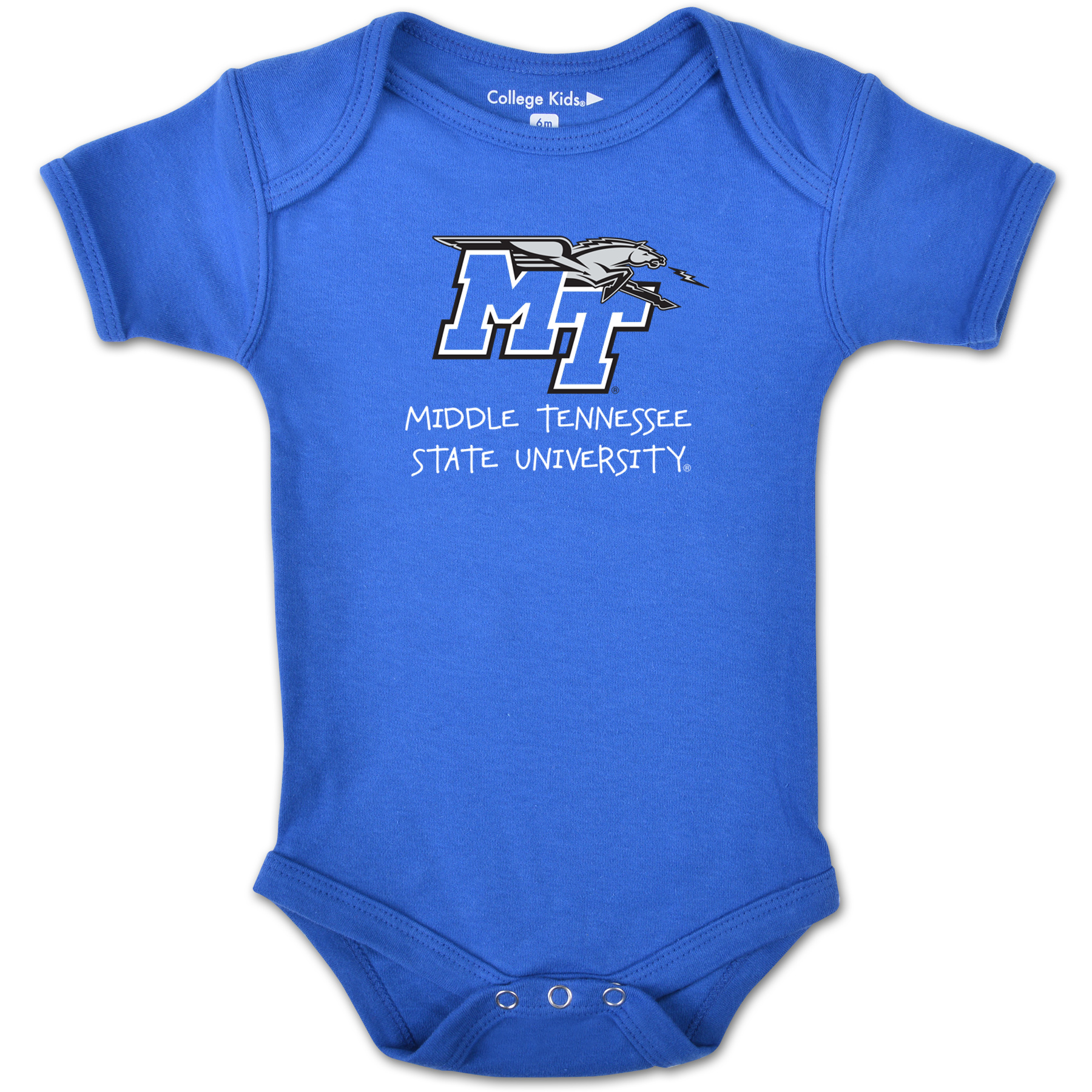 Middle Tennessee State University Basic Onesie