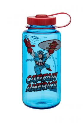 Captain America 32oz Bottle