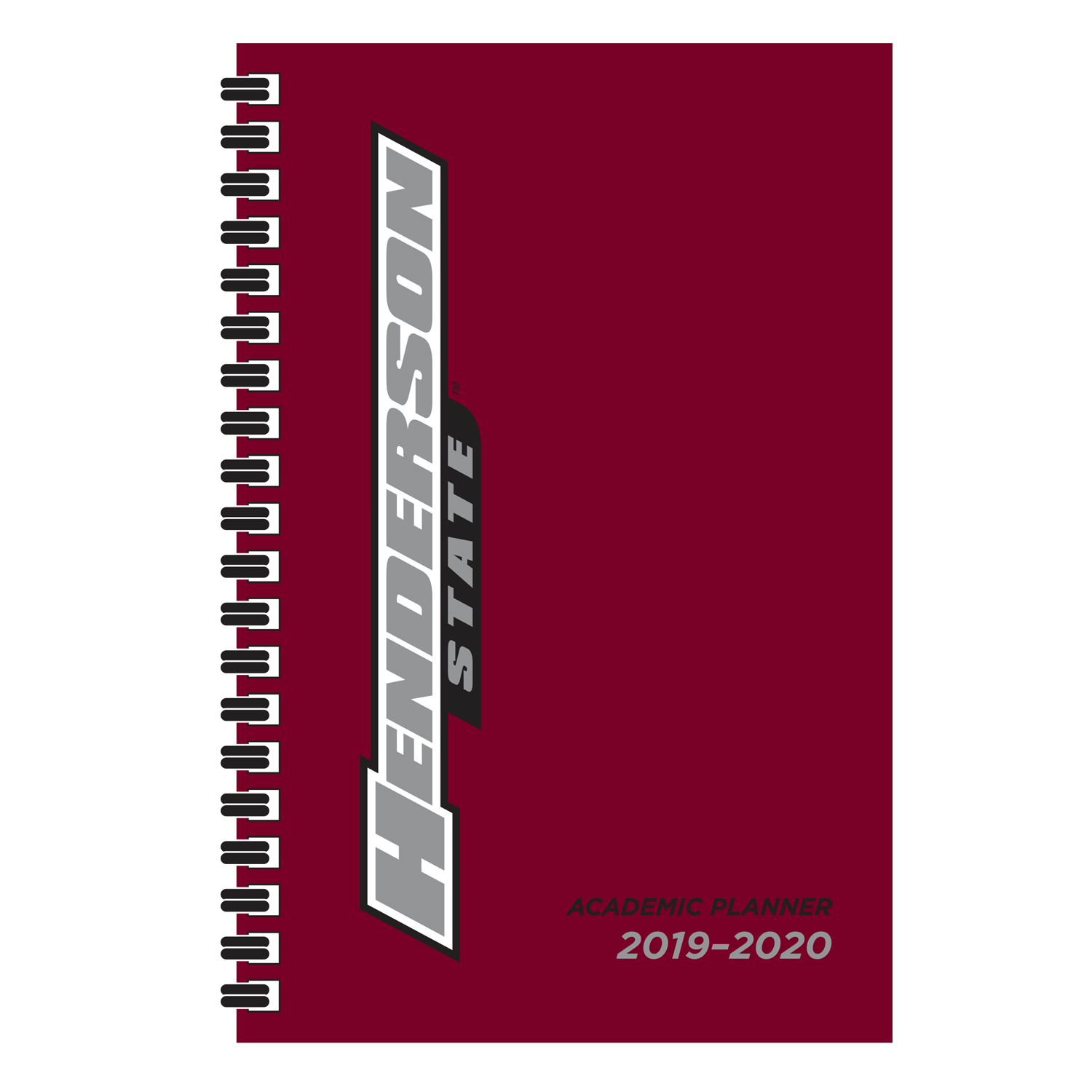 2019-2020 HENDERSON STATE ACADEMIC PLANNER