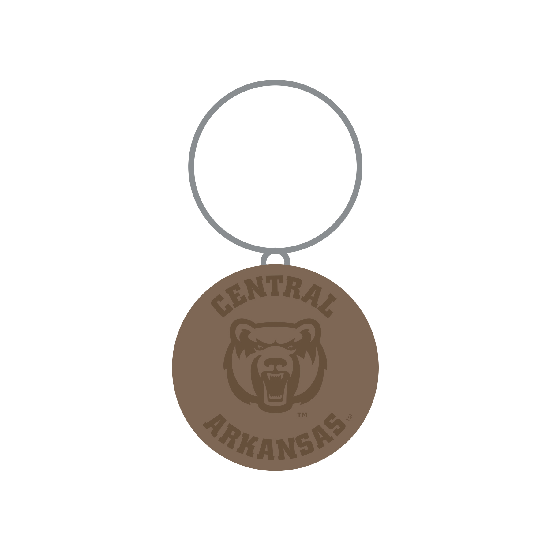 Central Arkansas Wooden Keytags