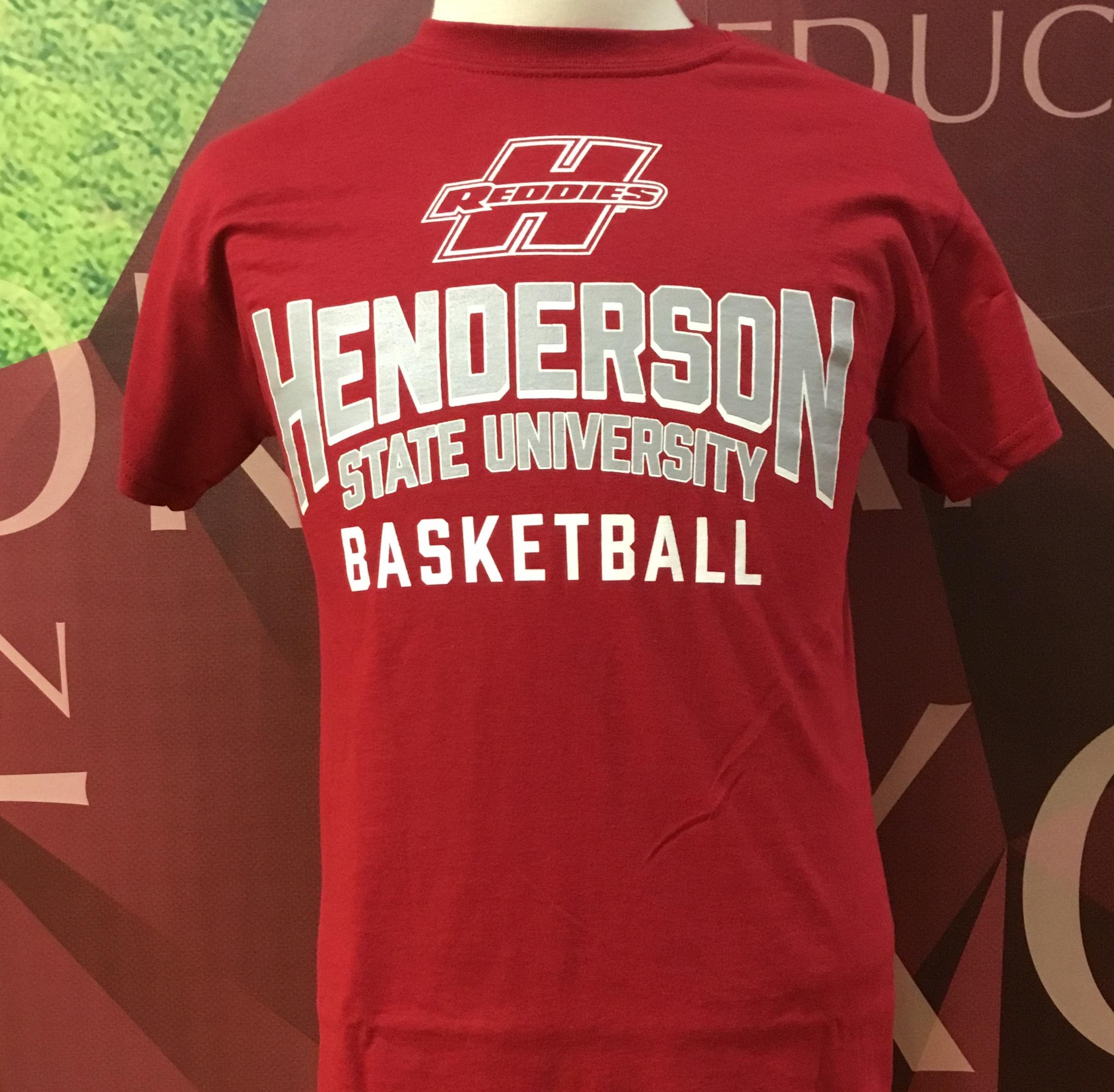 Henderson State University Basketball Short Sleeve T-Shirt