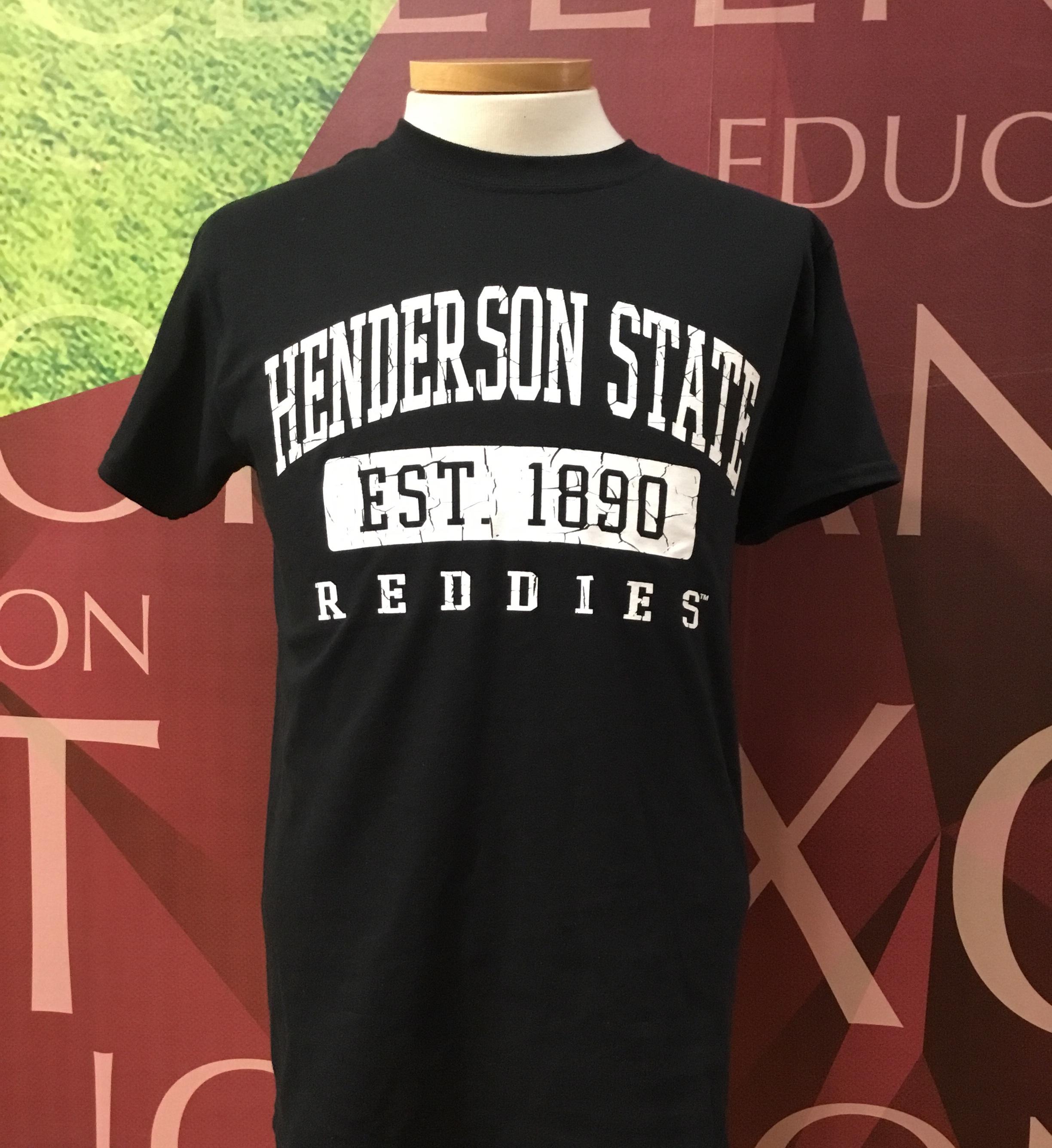 Henderson State Reddies Est. 1890 T-Shirt