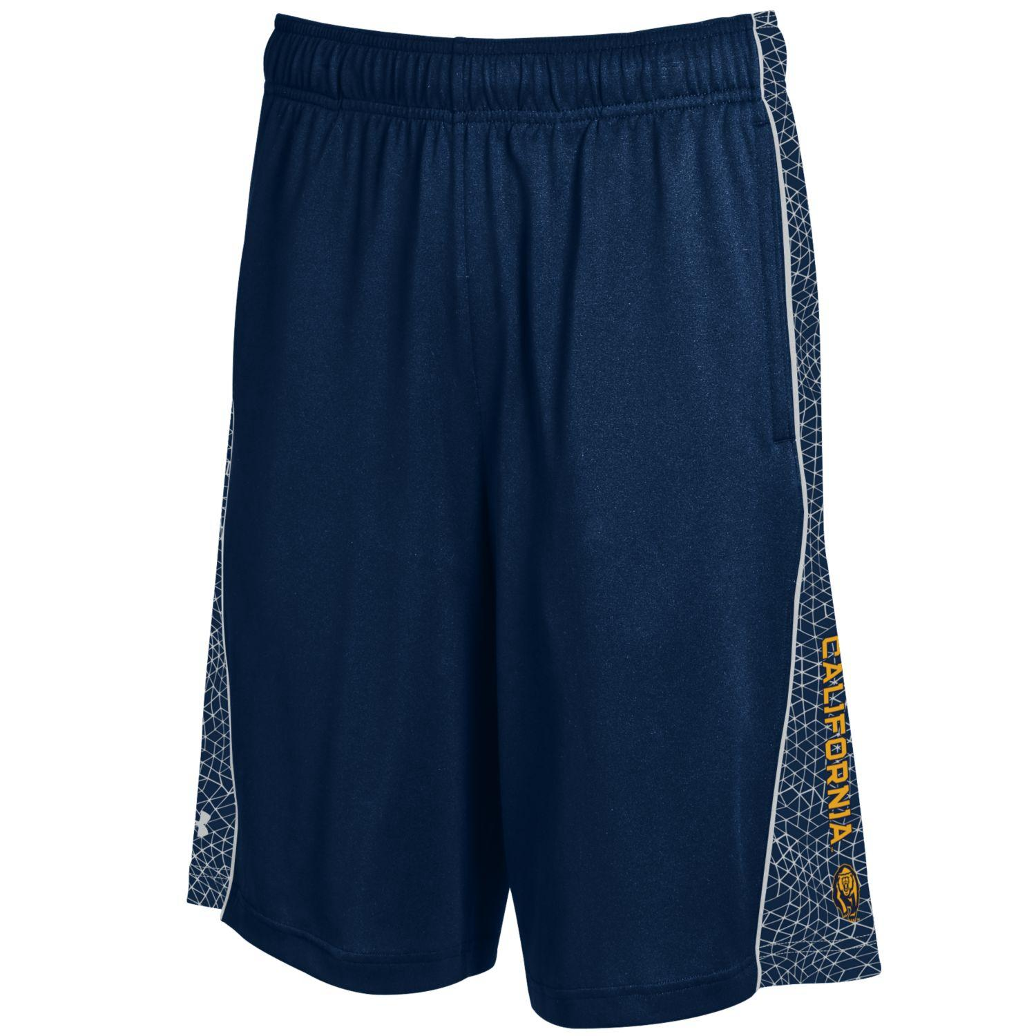 University of California Berkeley Under Armour Tech Shorts