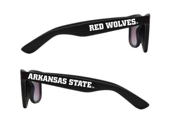 Arkansas State Sun Glasses