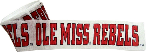 Ole Miss Rebels Streamer 42 feet
