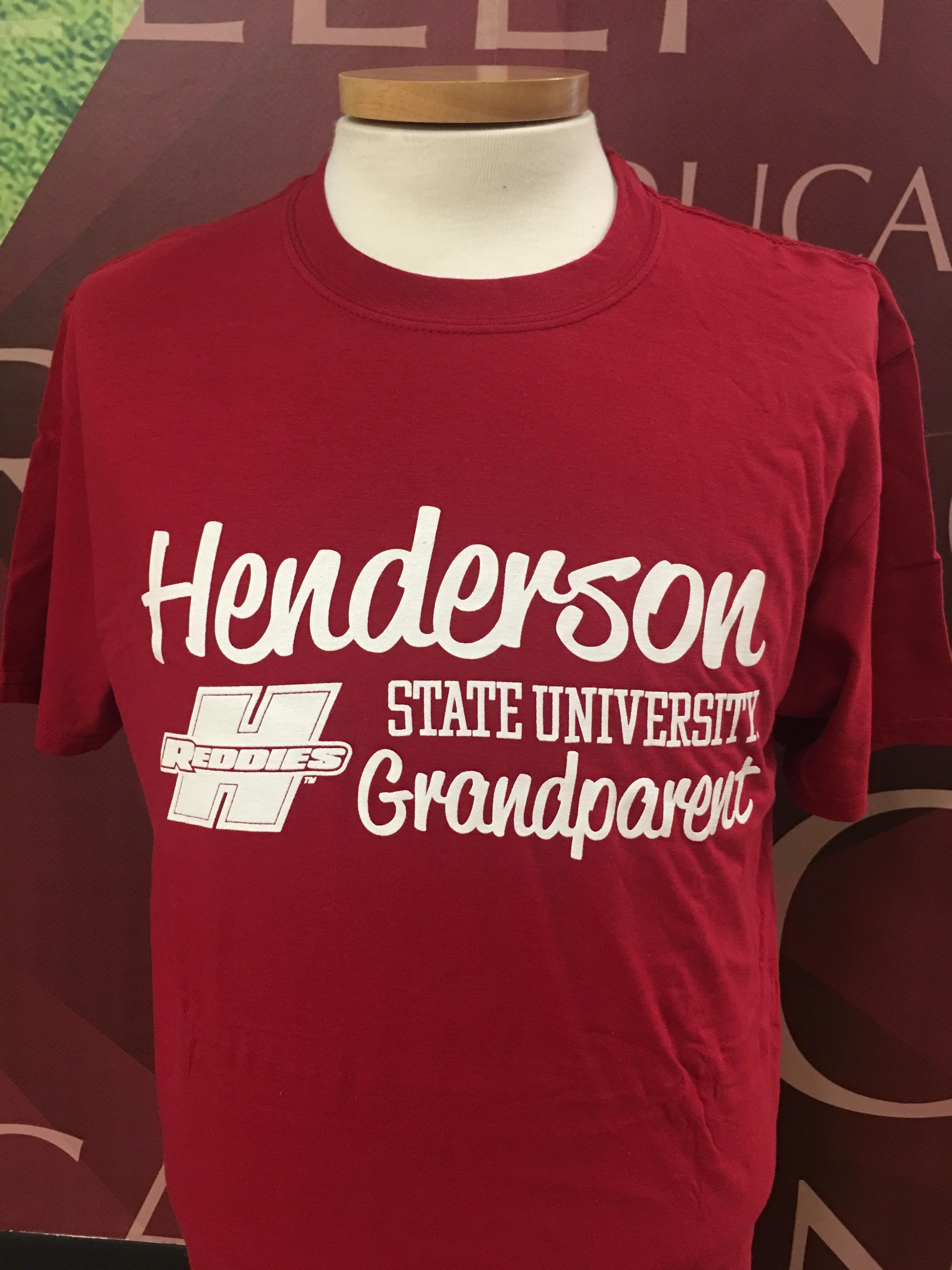 Henderson State University Grandparent Short Sleeve T-Shirt
