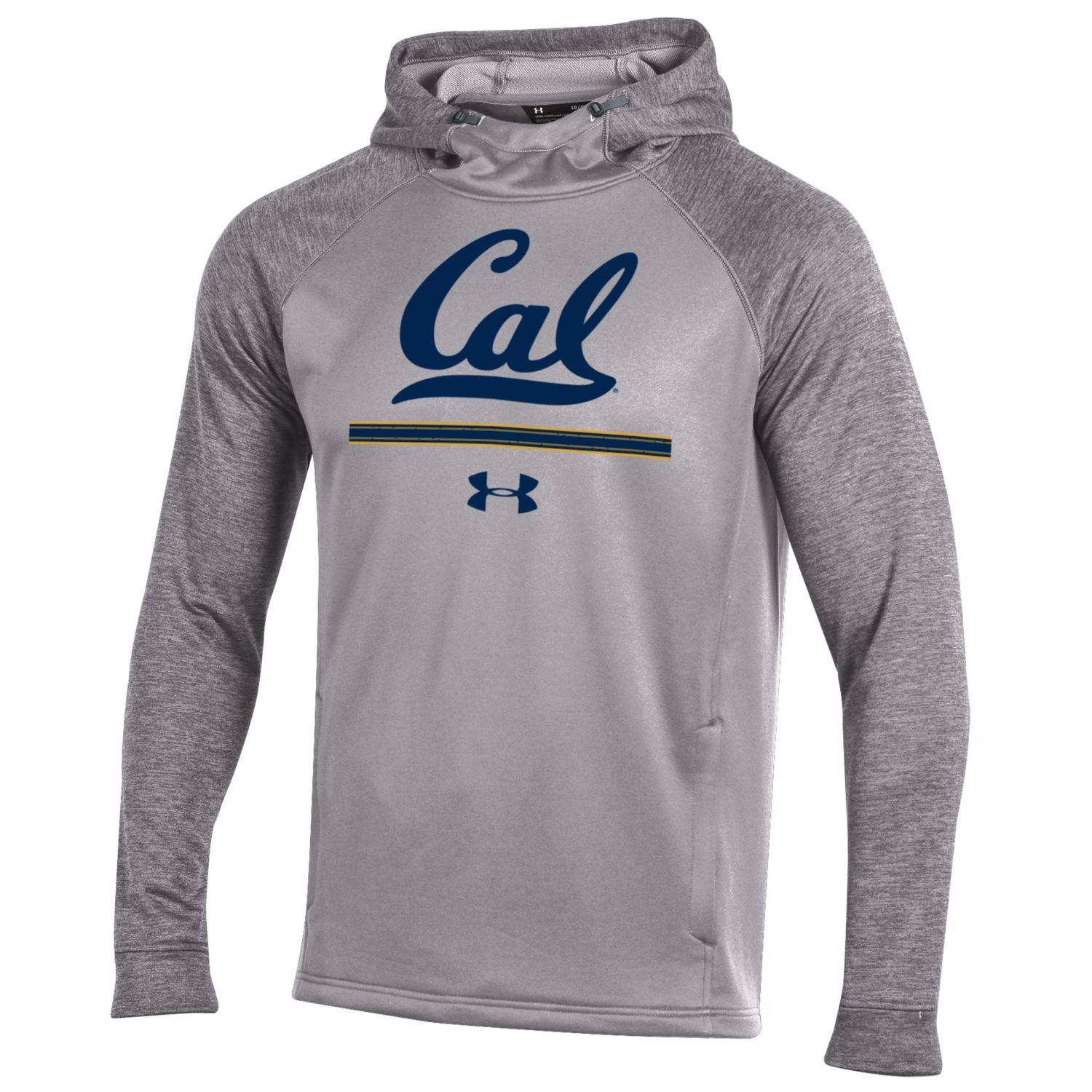 University of California Berkeley Under Armour Threadborne Tech Terry PO