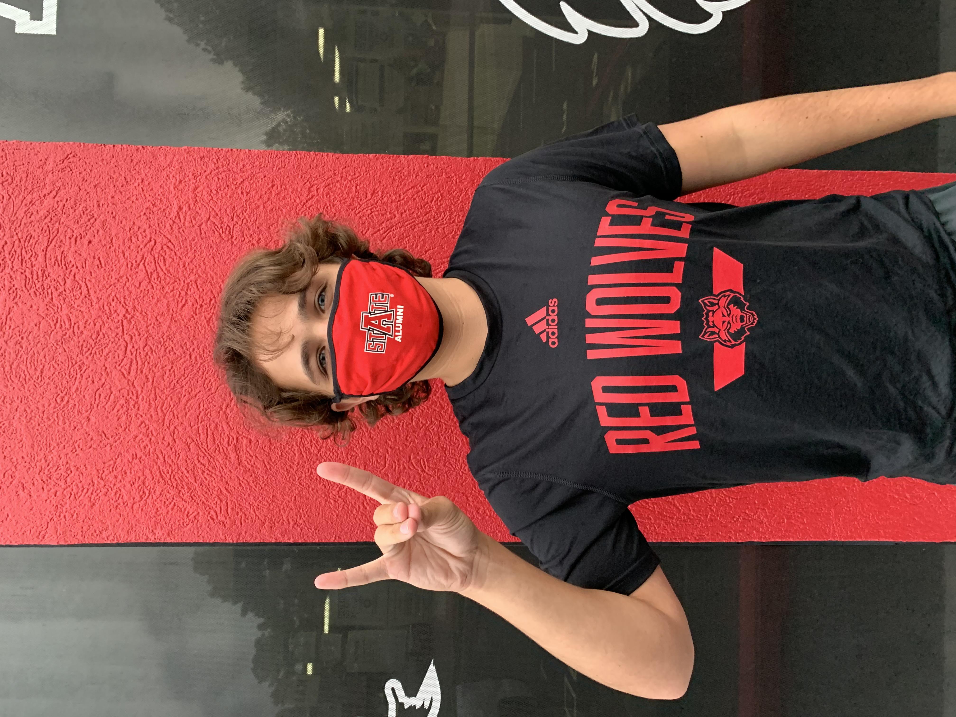 Arkansas State Alumni Face Mask