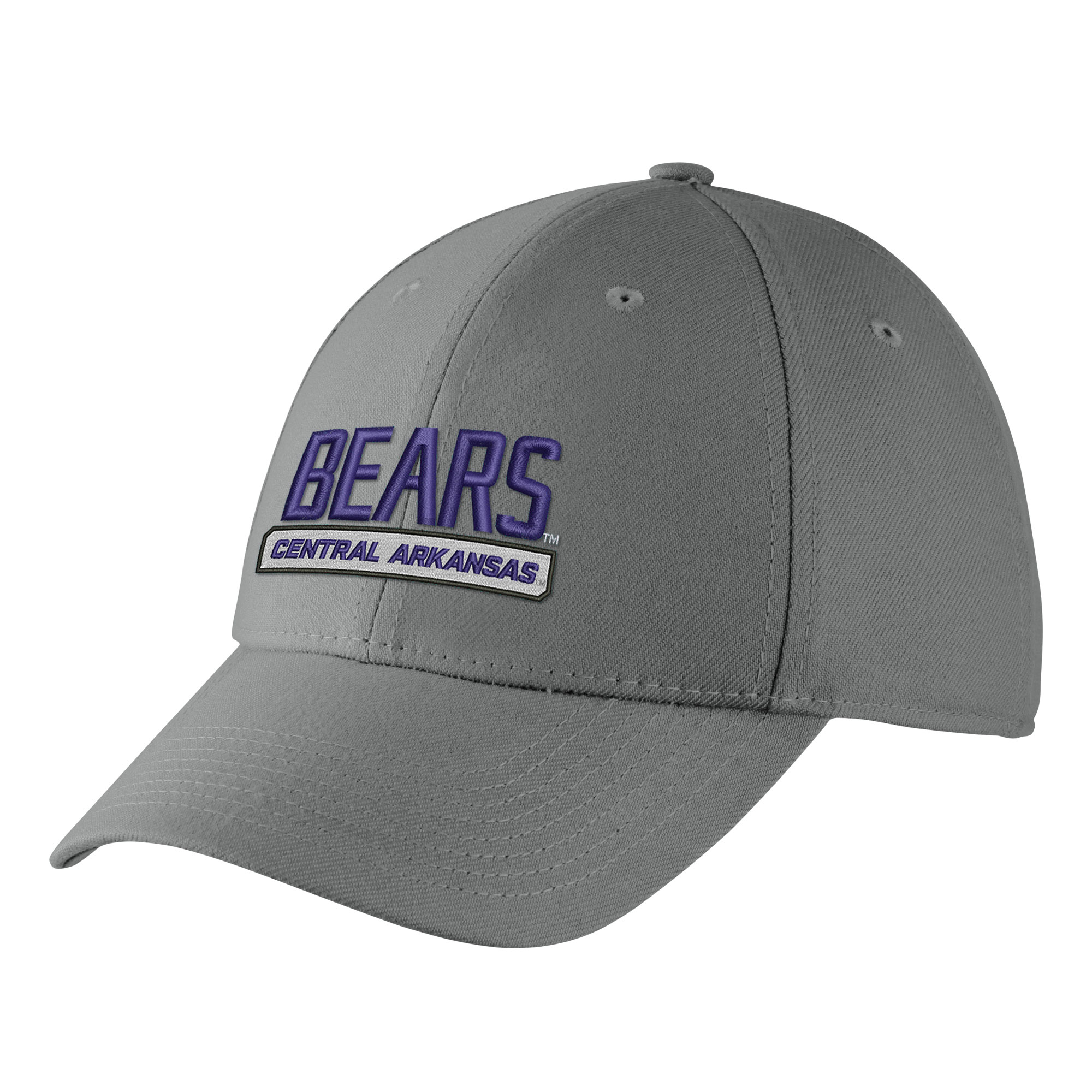 Central Arkansas Bears Swoosh Flex Hat