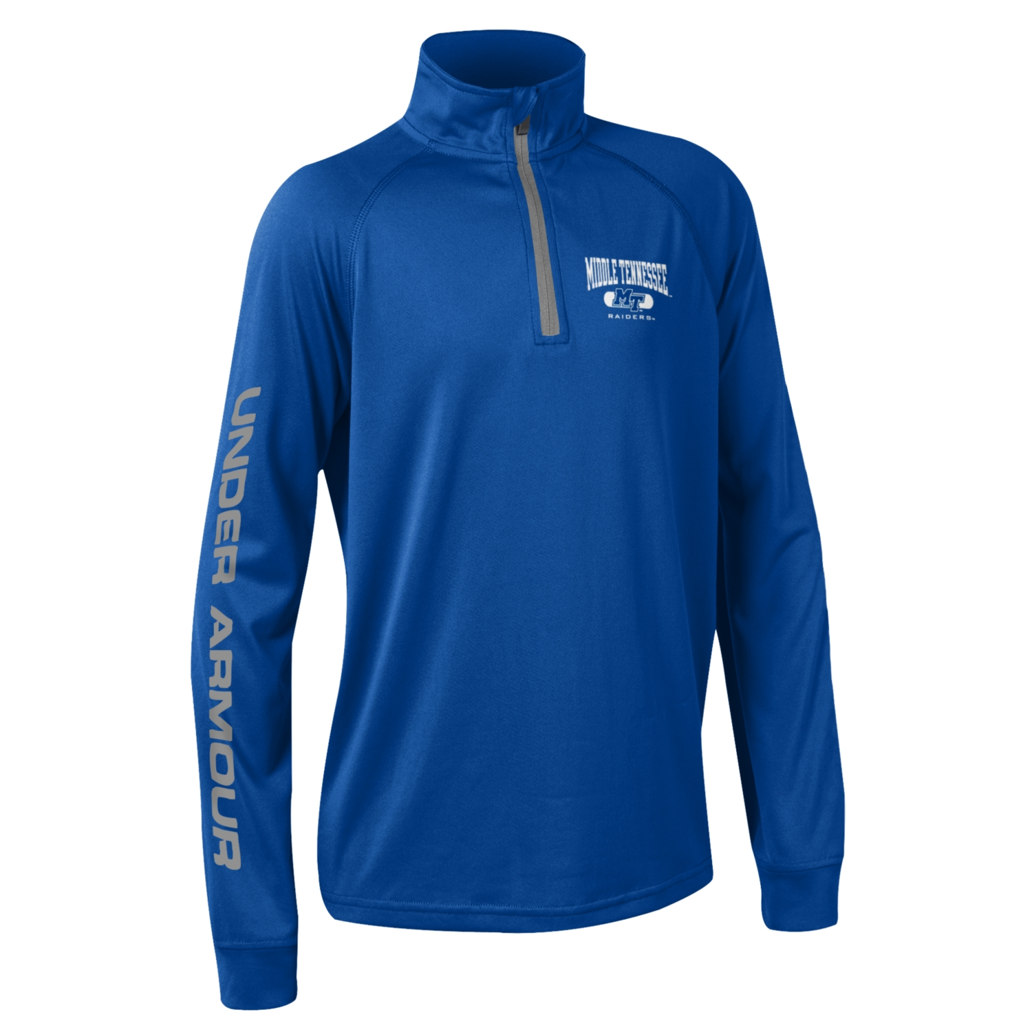 Middle Tennessee w/ MT Logo Youth Tech 1/4 Zip