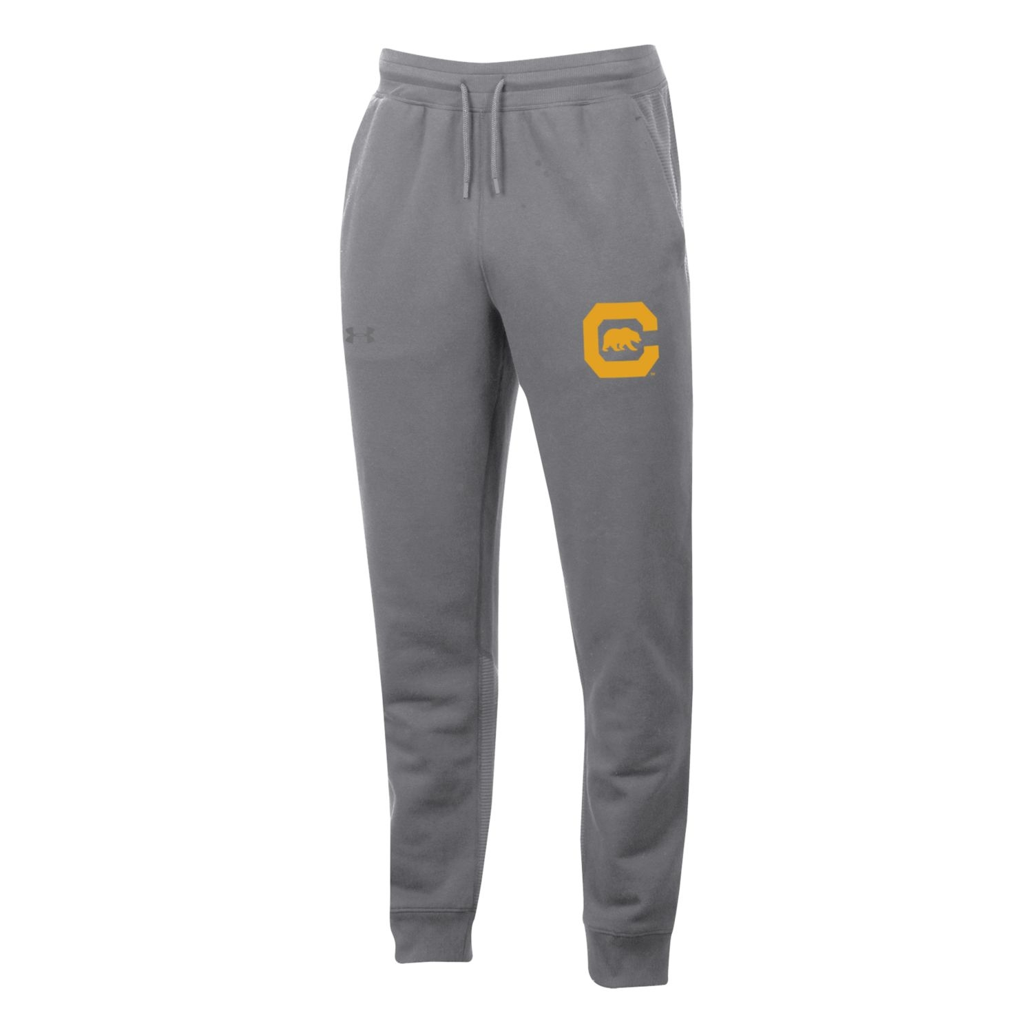 Cal Bears Under Armour Men's Threadborne Ridge Fleece Jogger