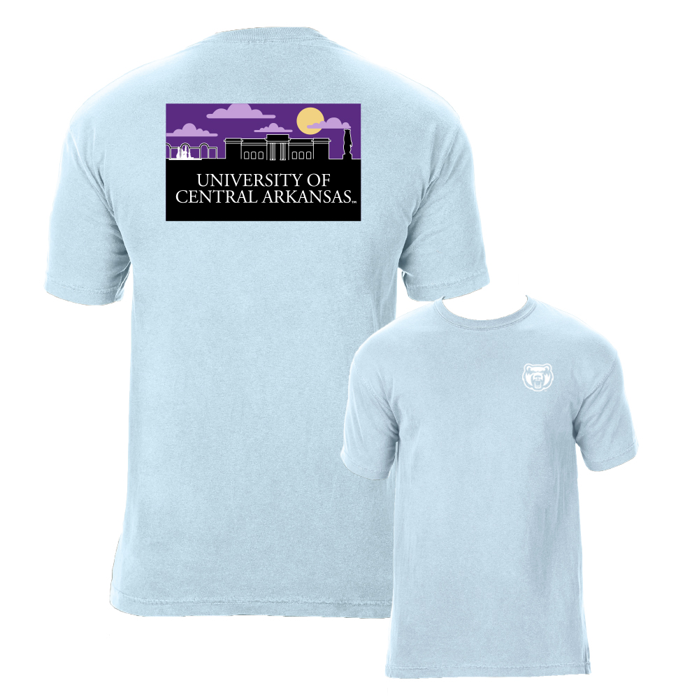 UCA Comfort Colors Skyline Tee