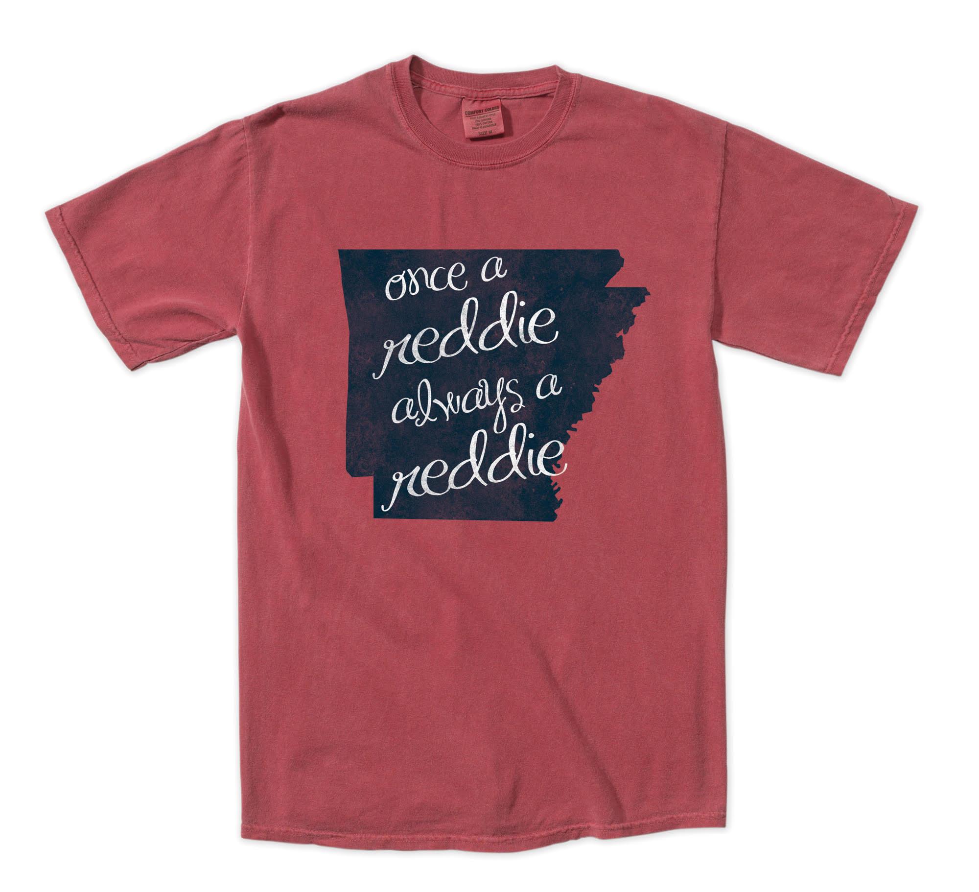 Once A Reddie Always A Reddie Short Sleeve T-Shirt