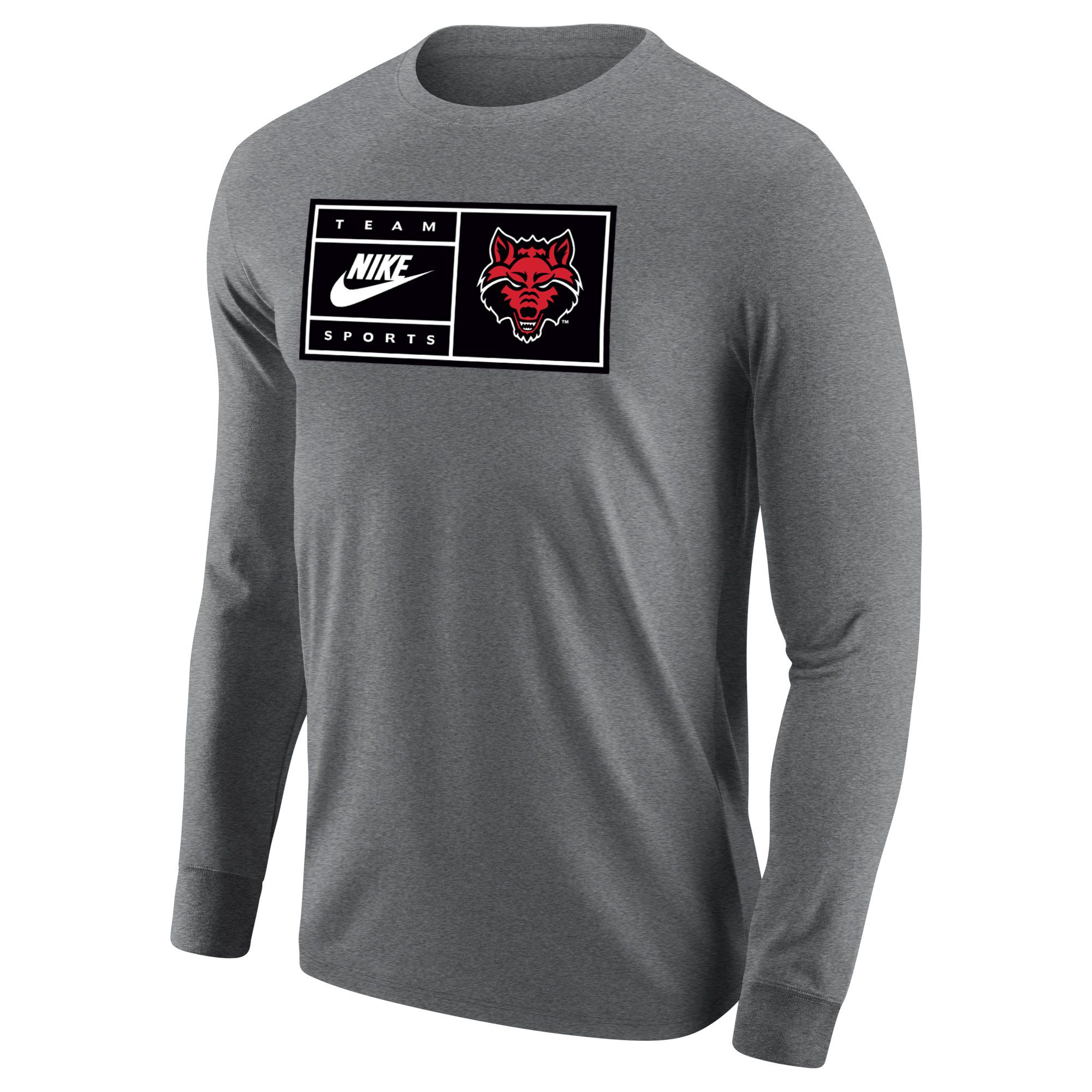 Red Wolves L/S Tee