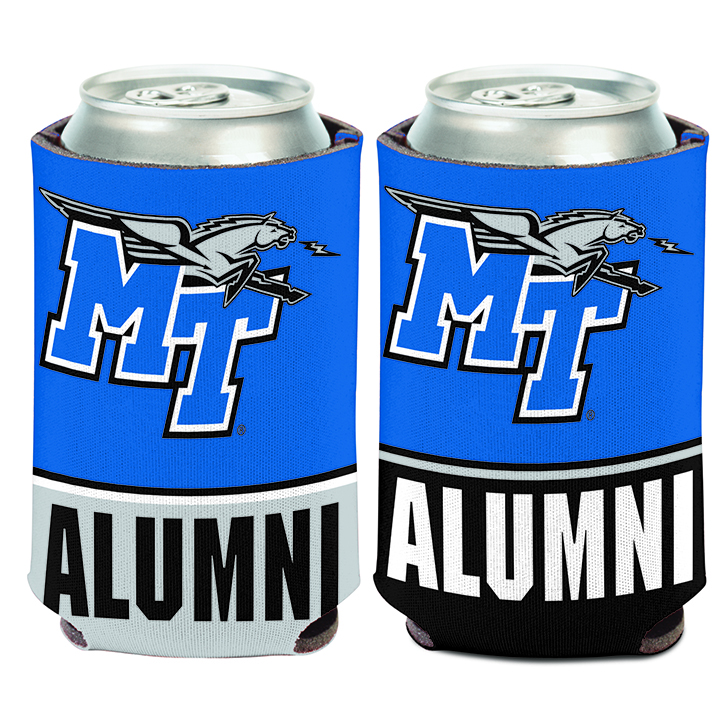 MT Alumni Can Coozie