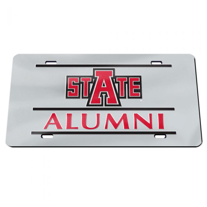 Arkansas State Alumni License Plate
