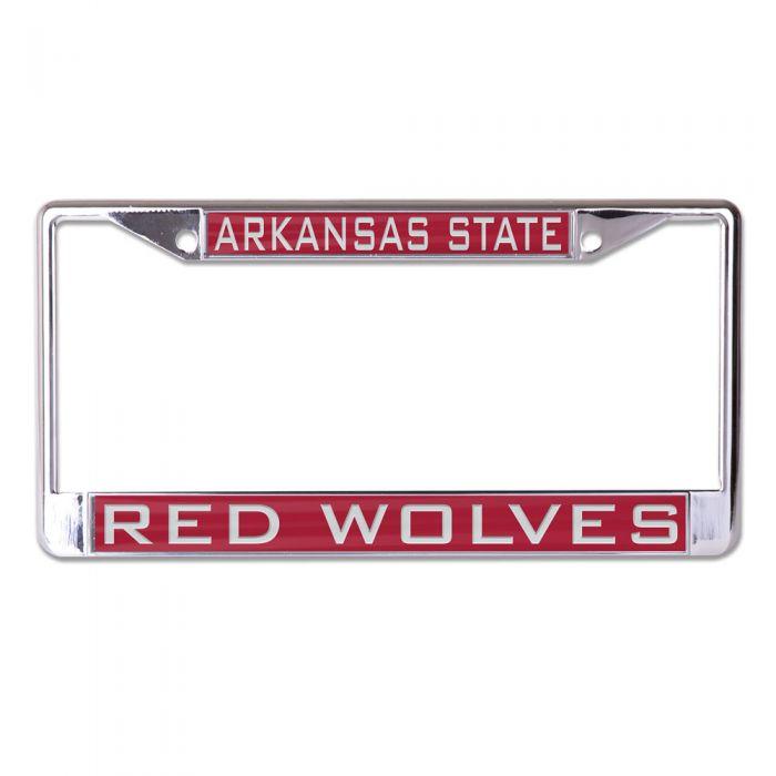 Arkansas State Red Wolves Plate Frame