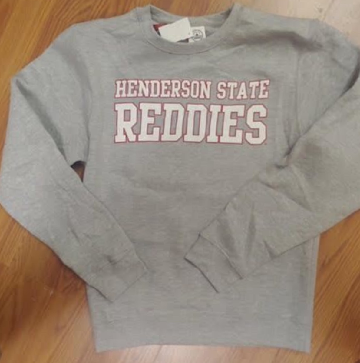 Henderson State Reddies Crewneck Sweatshirt