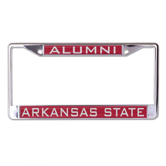Arkansas State Alumni Plate Frame