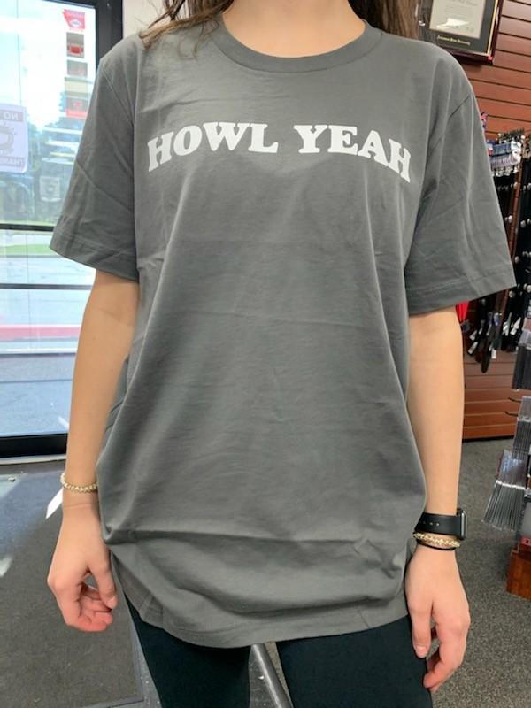 Howl Yeah Tee