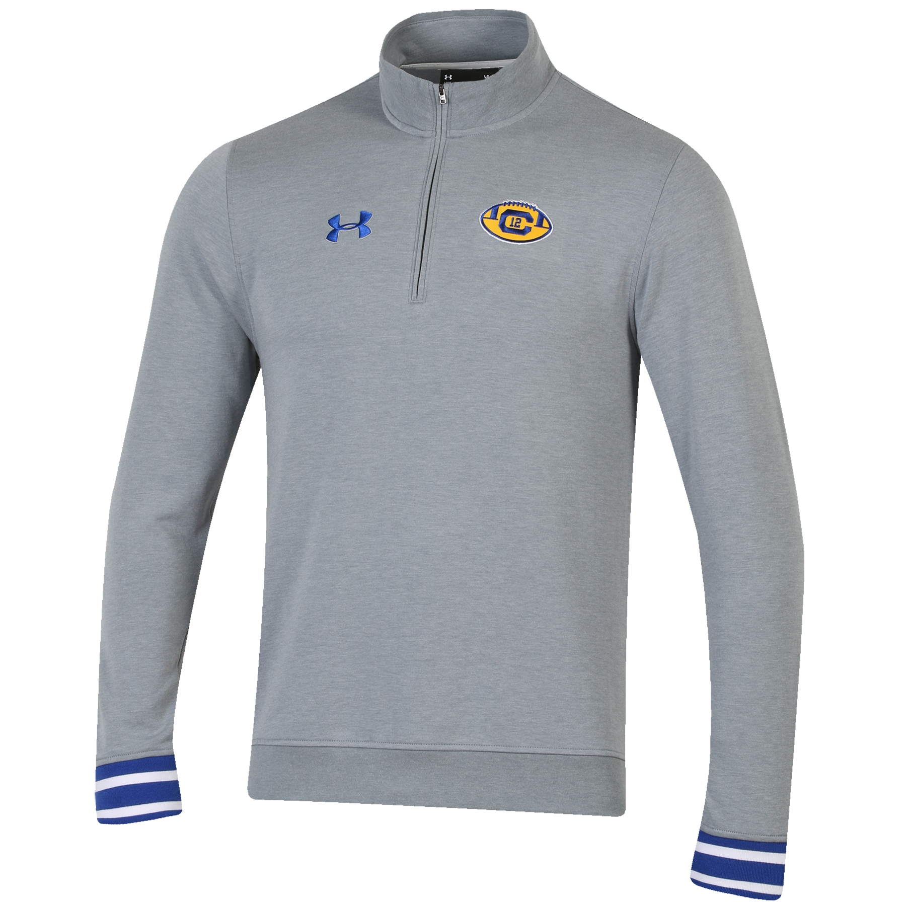 University of California Berkeley Under Armour Iconic 1/4 Sweater Fleece