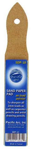 Sandpaper Lead Pointer