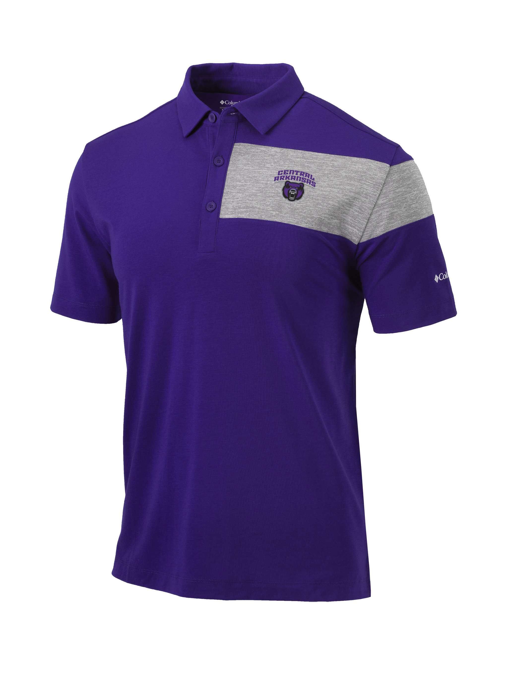 Central Arkansas Omni-Wick Skins Polo