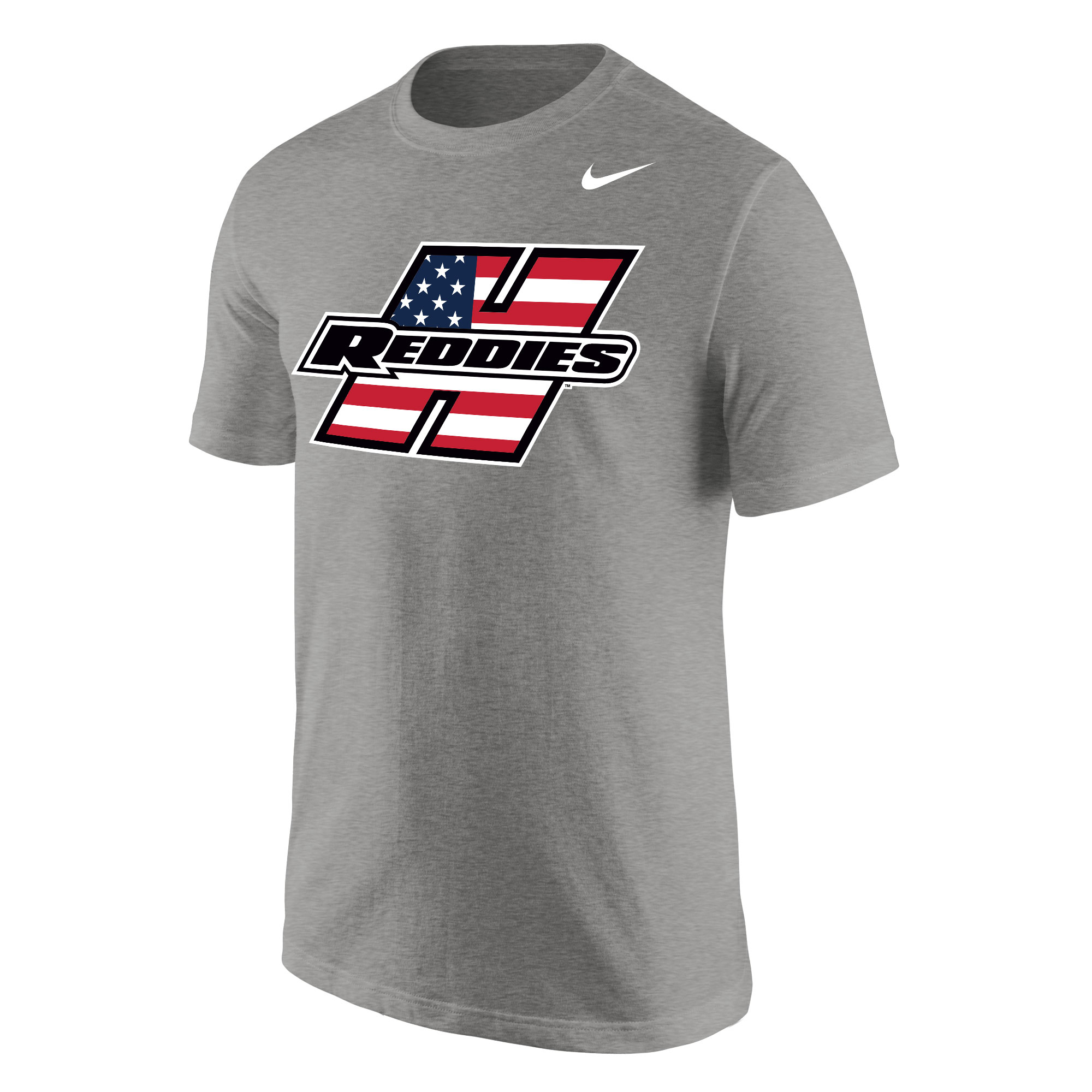 Henderson Reddies American Flag Men's Core Short Sleeve T-Shirt