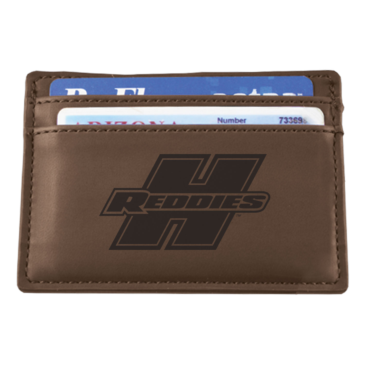 Henderson Reddies Money Clip Wallet