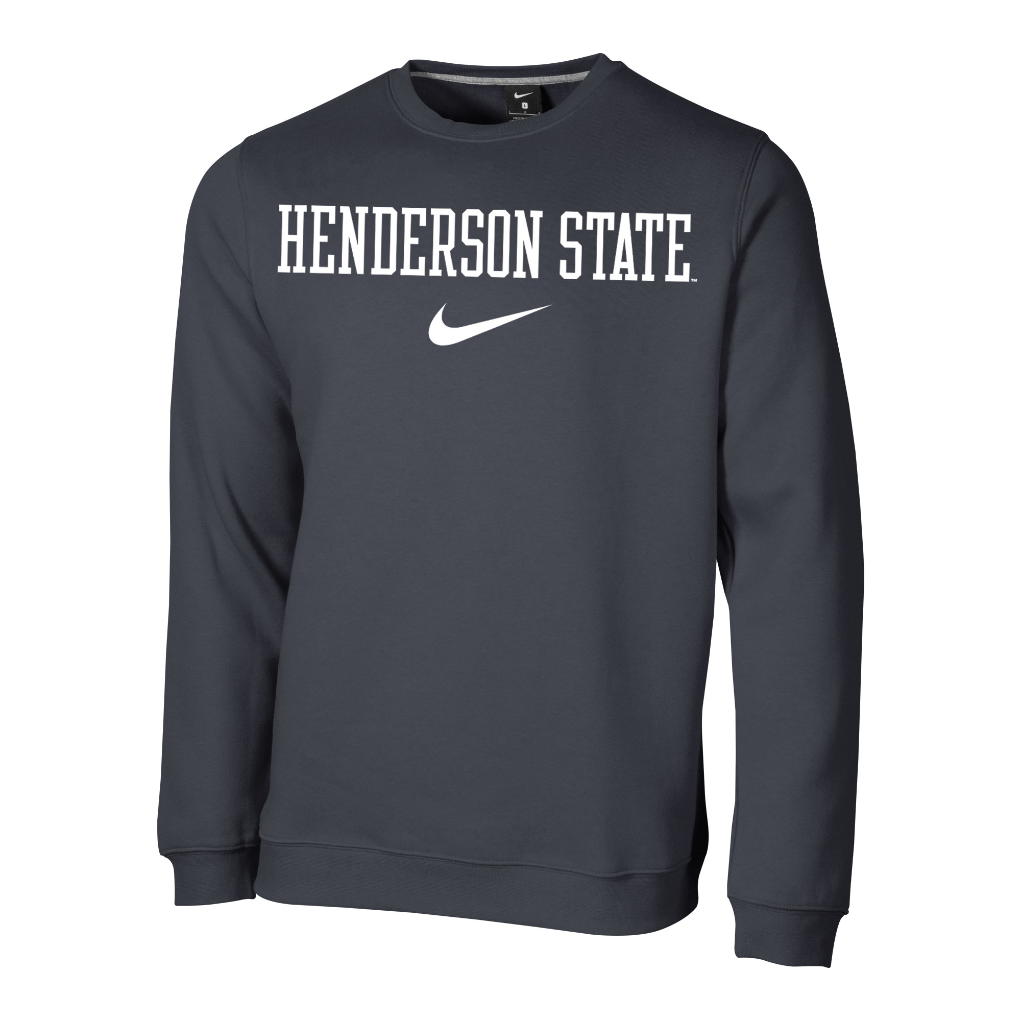 Henderson State Club Fleece Crew Sweatshirt