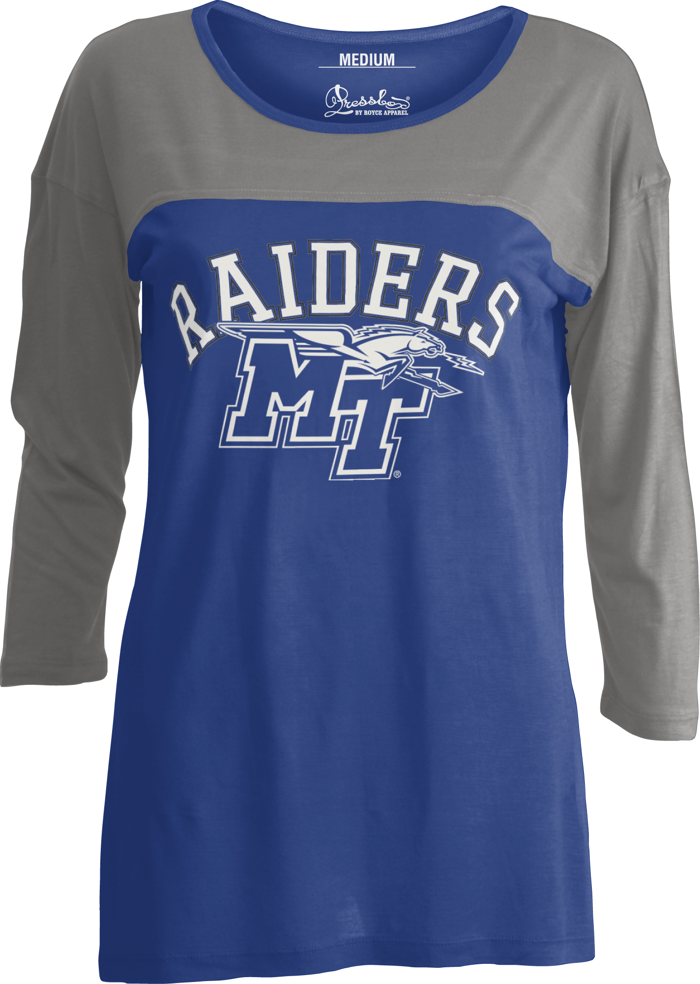 MT Raiders Women's Malloney Shirt