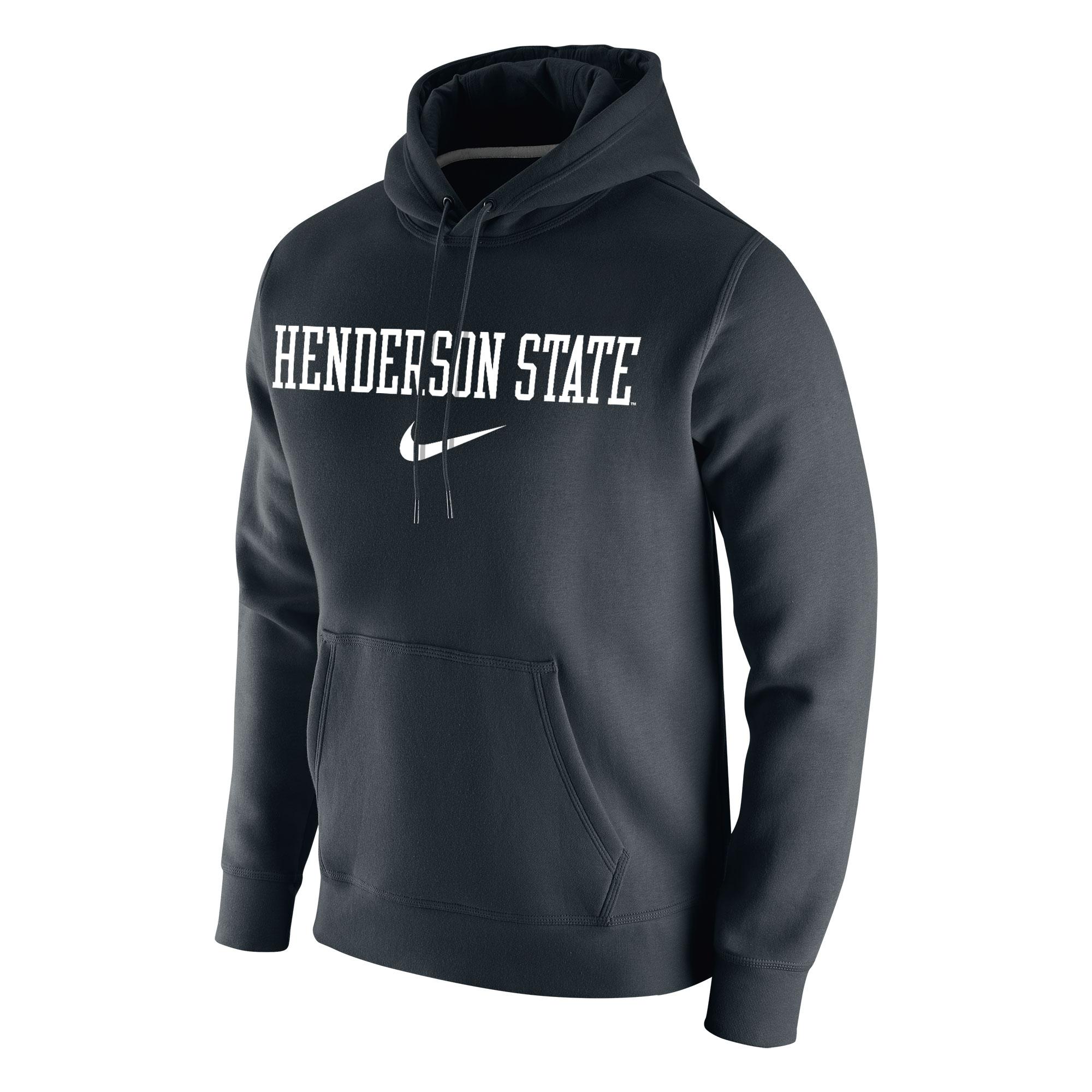 Henderson State Club Fleece Hoodie